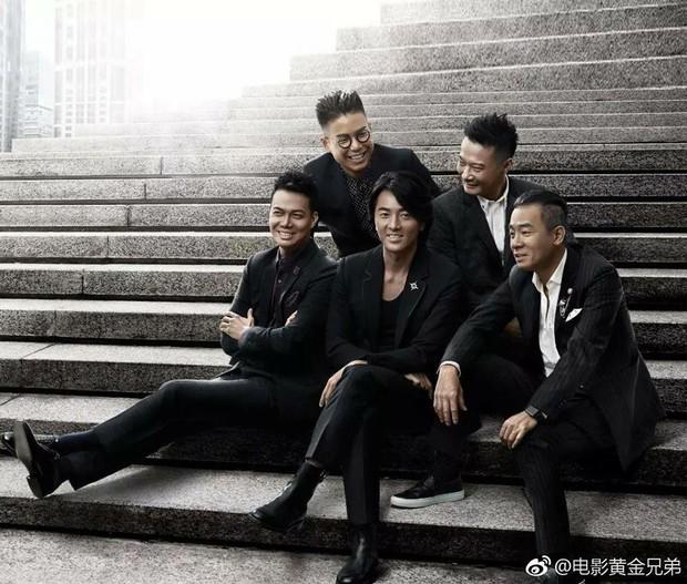 Fan TVB mừng húm vì Người Trong Giang Hồ toàn dàn cast xịn chuẩn bị lên sóng năm 2018 - Ảnh 2.