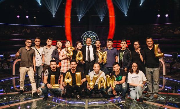 Ai là triệu phú chính thức chia tay MC Lại Văn Sâm, hé lộ hình ảnh đầu tiên về MC mới Phan Đăng - Ảnh 2.