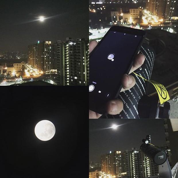 Lác mắt trước chùm ảnh siêu Mặt trăng trên bầu trời Việt Nam và thế giới - Ảnh 21.