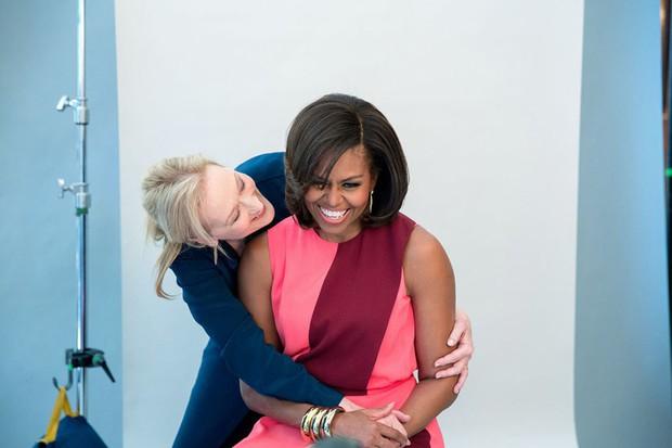 Dù phải chia tay thế nhưng người ta sẽ mãi nhớ về bà Michelle Obama với 30 hình ảnh này - Ảnh 49.