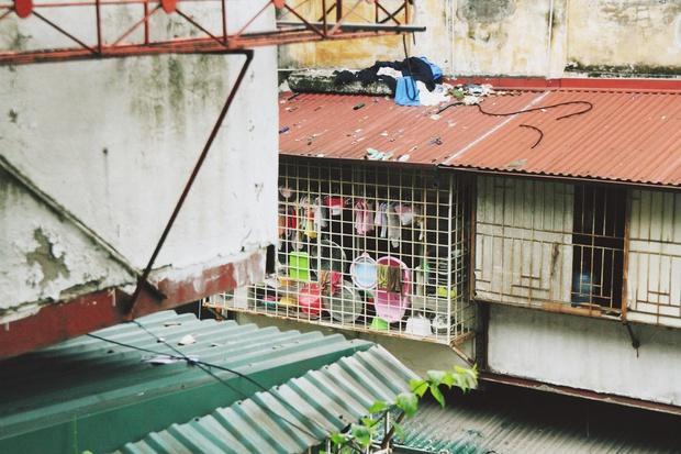 Những căn nhà chuồng cọp, lồng chim - mối nguy hiểm không lối thoát giăng khắp Thủ đô - Ảnh 11.