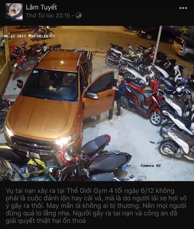 Clip: Cô gái thoát chết trong gang tấc khi xe bán tải lao thẳng vào sân phòng gym - Ảnh 8.