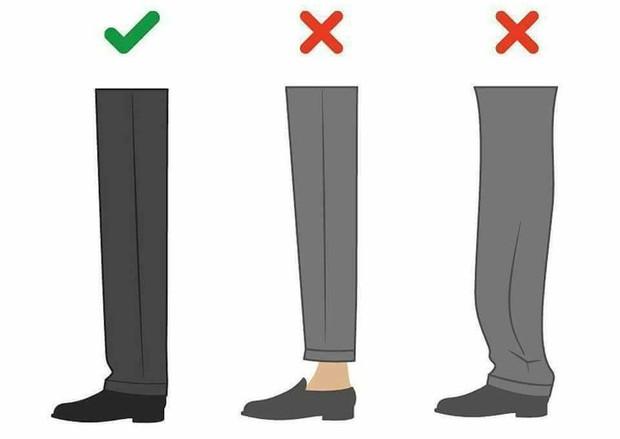 Đã là nam giới thì bạn buộc phải nắm được những quy tắc mặc suit thế nào cho sang này - Ảnh 2.