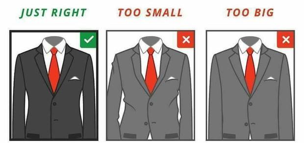 Đã là nam giới thì bạn buộc phải nắm được những quy tắc mặc suit thế nào cho sang này - Ảnh 1.