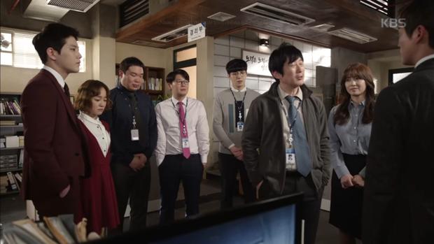 """""""Sếp Kim"""" khép lại cùng màn cover TT của Nam Goong Min và Jun Ho - Ảnh 31."""