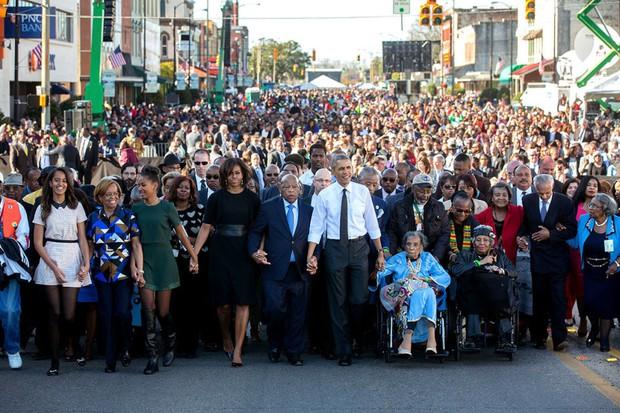 Dù phải chia tay thế nhưng người ta sẽ mãi nhớ về bà Michelle Obama với 30 hình ảnh này - Ảnh 53.