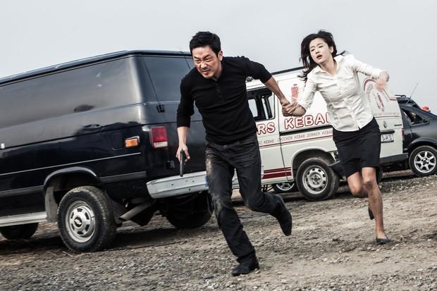 Muôn vẻ nghề điệp viên trên màn ảnh xứ Hàn - Ảnh 18.