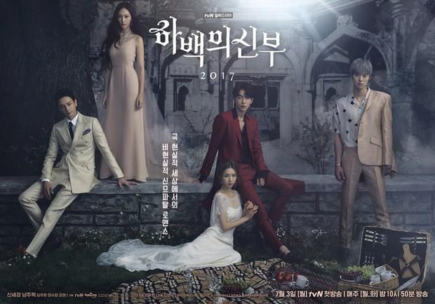 6 sinh vật thần thoại từng hớp hồn người xem trong phim Hàn - Ảnh 16.