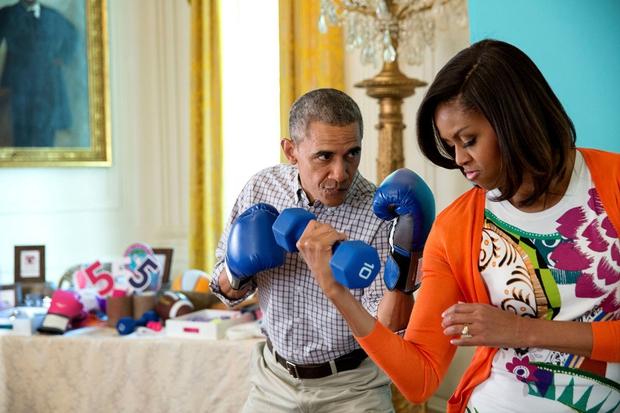 Dù phải chia tay thế nhưng người ta sẽ mãi nhớ về bà Michelle Obama với 30 hình ảnh này - Ảnh 55.