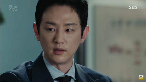 """""""Whisper"""": Lee Sang Yoon và vợ """"tình tứ"""" ngay trước mặt Lee Bo Young - Ảnh 33."""