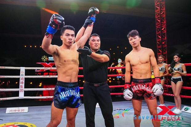 Hạ đối thủ trong 1 nốt nhạc, võ sĩ Trung Quốc vẫn mang tiếng cả đời - Ảnh 4.