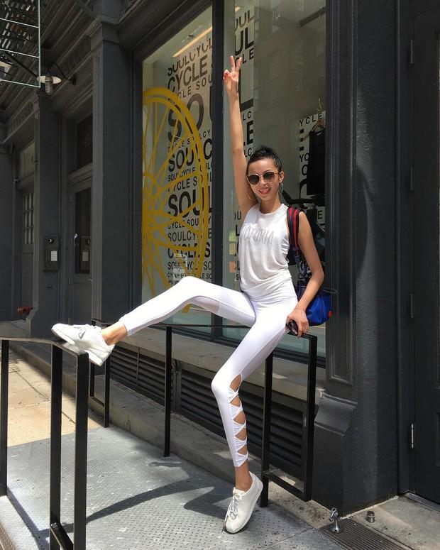 Liu Wen, Sui He, Ming Xi, Xiao Wen Ju: 4 chân dài Victoria's Secret châu Á hóa ra cùng sở hữu style hè đẹp xuất sắc - Ảnh 33.
