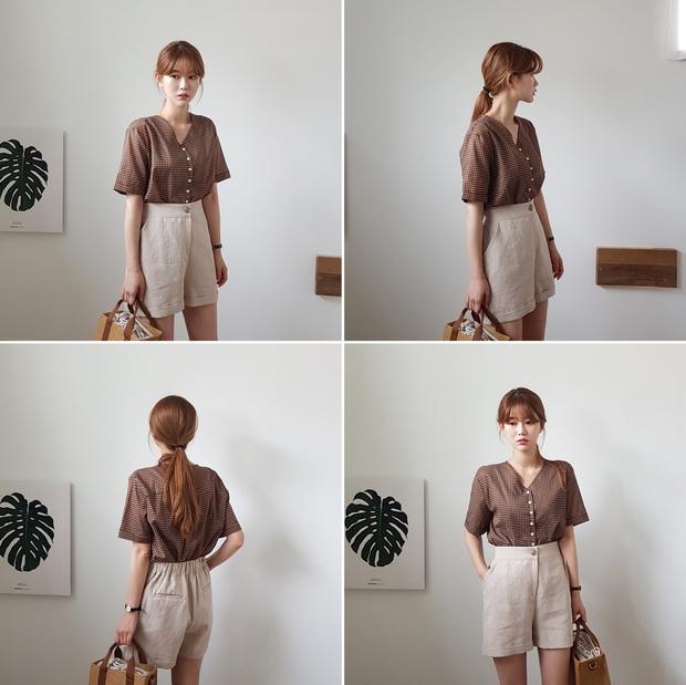 Đi học cũng nên diện đồ thật xinh, và đây là 5 kiểu áo sơmi xinh nức nở cho các nàng mùa back to school - Ảnh 8.