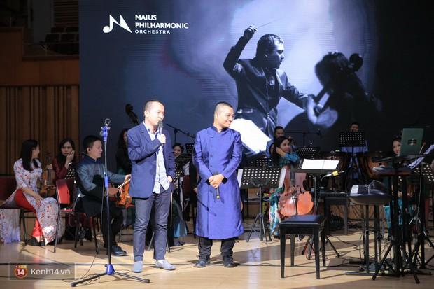 Maius Philharmonic tổ chức concert, giới thiệu album giao hưởng đầu tiên của Việt Nam mang màu sắc dân gian - Ảnh 1.