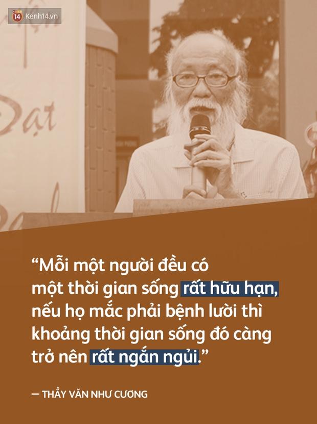 PGS Văn Như Cương: Cả đời vì sự nghiệp giáo dục, được biết bao thế hệ học sinh kính trọng, yêu mến và ngưỡng mộ - Ảnh 7.