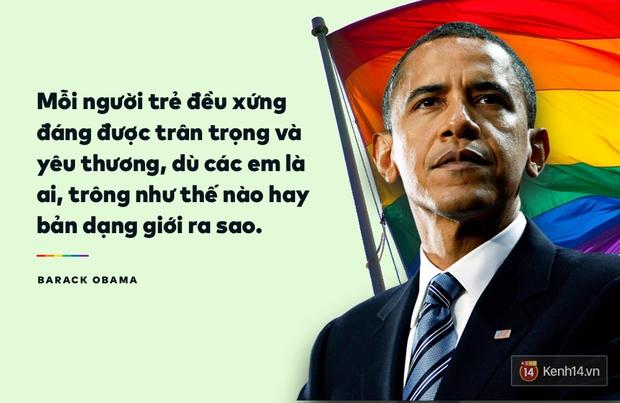 Ngày chia tay Tổng thống Obama, có nỗi buồn nghẹn ngào nước mắt của cộng đồng LGBT - Ảnh 6.
