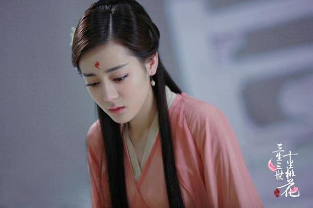 Dương Mịch sẽ đi cấy tóc nếu netizen Trung tiếp tục cợt nhả... cái trán dô của mình! - Ảnh 3.