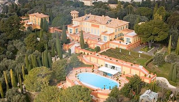 Bên trong 10 căn nhà đắt giá nhất thế giới - Ảnh 8.