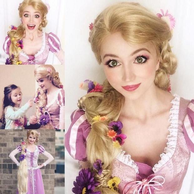 Cô gái dành 300 triệu đồng để trở thành các nàng công chúa Disney, và lý do đáng yêu phía sau - Ảnh 3.