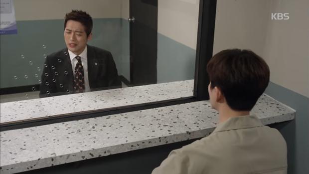 """""""Sếp Kim"""": Diện vest bảnh bao, Nam Goong Min và Jun Ho """"song kiếm hợp bích"""" - Ảnh 3."""