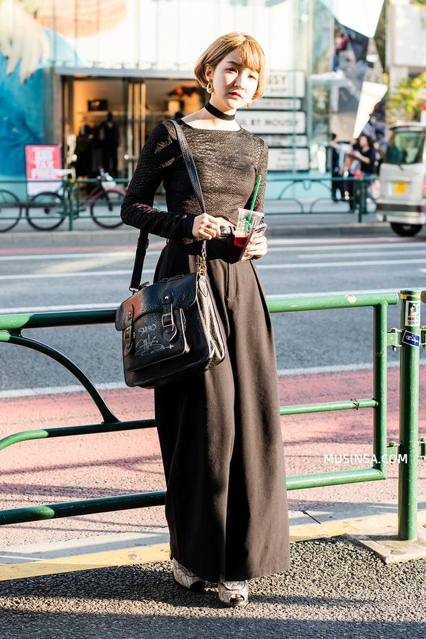 Đổ gục với street style đẹp-xịn-chất của các bạn trẻ thế giới - Ảnh 3.