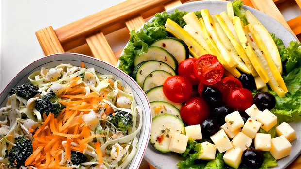 Muốn đẹp da chuẩn dáng, học ngay 5 tuyệt chiêu chữa bệnh lười ăn rau cực hiệu quả sau - Ảnh 2.