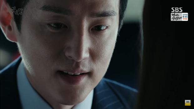 """""""Whisper"""": Đây là cách Lee Bo Young khiến Lee Sang Yoon ngậm miệng - Ảnh 13."""