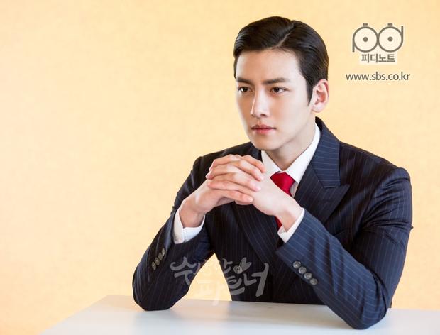 Nhìn Ji Chang Wook chải tóc bóng bẩy và hớn quá đà như này, ai mà tin anh là luật sư? - Ảnh 3.