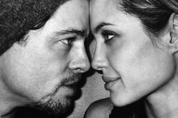 Cuộc hôn nhân Brad Pitt và Angelina Jolie: Ngôn tình đấy nhưng không thiếu chiêu trò để PR tên tuổi - Ảnh 4.