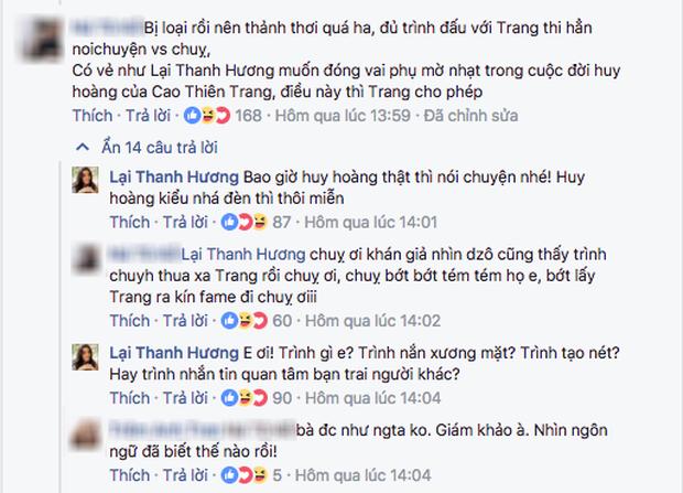 Lộ tin nhắn Lại Thanh Hương tố Cao Thiên Trang thả thính bạn trai mình và cả người yêu Chà Mi? - Ảnh 2.
