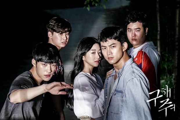 Mê Secret Forest, đừng bỏ lỡ 4 kịch bản phá án nóng hổi xứ Hàn! - Ảnh 5.