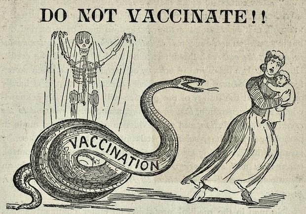 Ngày nay nhiều người nói không với vaccine nhưng phong trào anti-vaccine có từ đâu, bạn biết chứ? - Ảnh 3.