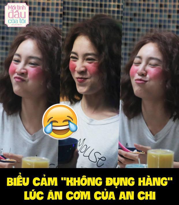 She Was Pretty Việt tung hình ảnh chính thức, fan thở phào vì má An Chi không còn đỏ như cạo gió - Ảnh 3.