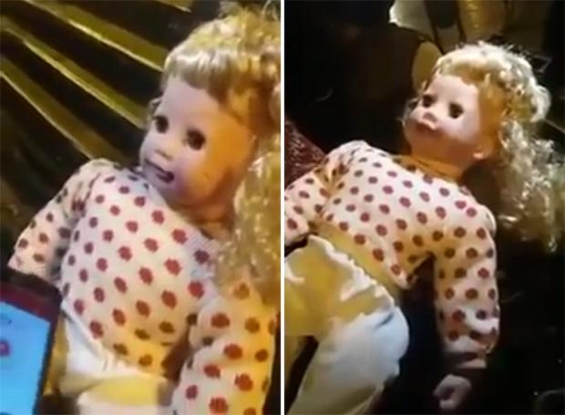 Điểm mặt những con búp bê đáng sợ trên thế giới dường như có họ hàng với Annabelle - Ảnh 2.