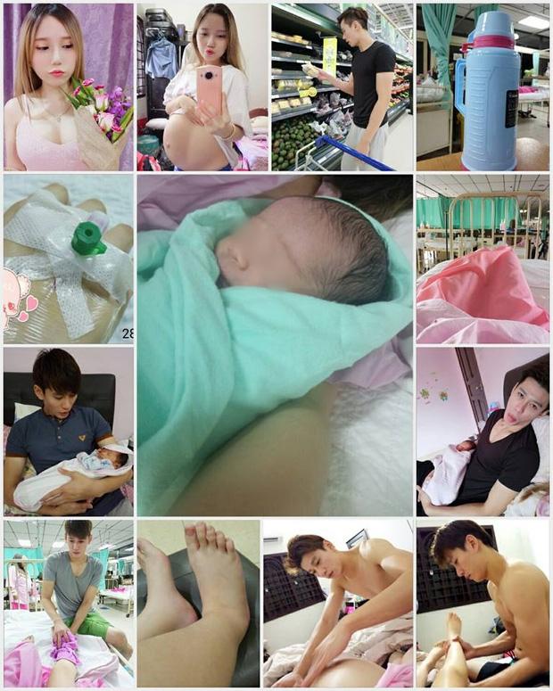 Bị chồng bỏ ngay khi đang mang bầu, cô gái trẻ may mắn tìm được người yêu thương 2 mẹ con chân thành - Ảnh 2.