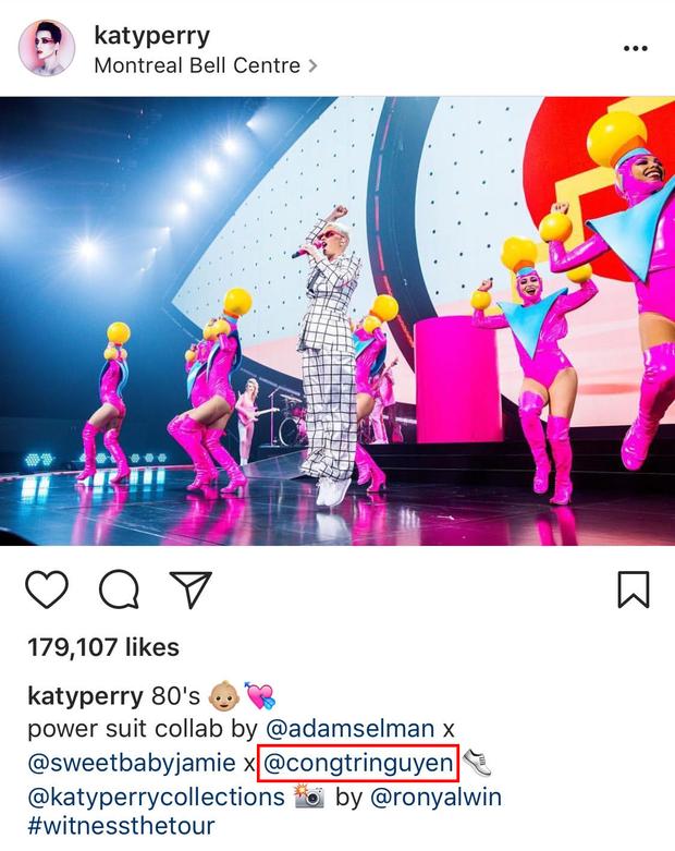 Sau Rihanna, đến lượt Katy Perry diện thiết kế của Công Trí và diện hẳn 3 bộ! - Ảnh 3.