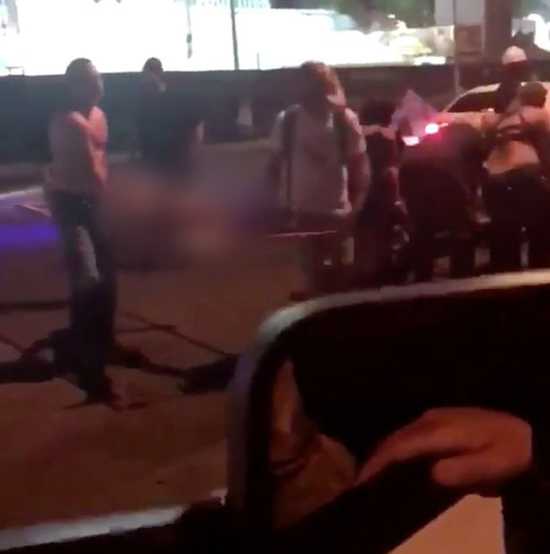 Những người xa lạ tốt bụng dang tay giúp đỡ nạn nhân của vụ xả súng Las Vegas - Ảnh 4.