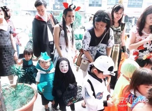 Sau màn hóa trang khiến người ta cười lăn lộn, cô bé Vô Diện nổi nhất dịp Halloween năm ngoái lại tái xuất rồi - Ảnh 4.