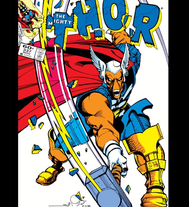 8 lần chiếc búa Mjolnir bị tước đoạt khỏi tay Thần sấm Thor - Ảnh 3.