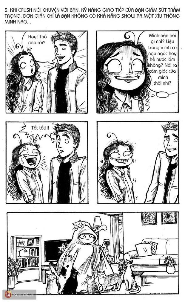 Hóa ra khi crush một ai đó, chúng ta sẽ có những trải nghiệm ngớ ngẩn như thế này đây! - Ảnh 5.