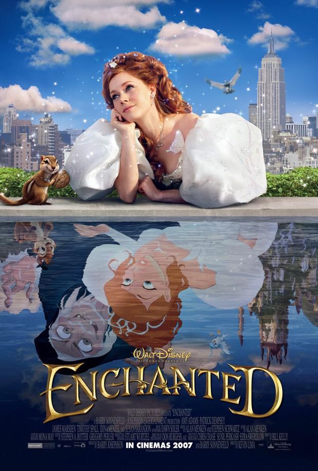 Enchanted tròn 10 tuổi - Cùng nhìn lại câu chuyện về nàng công chúa đặc biệt nhất của Disney - Ảnh 2.
