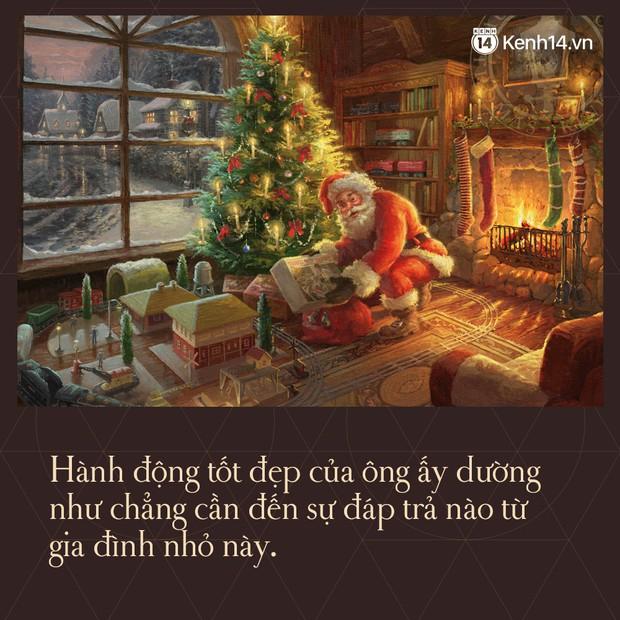 9 câu chuyện Giáng sinh sẽ khiến bạn tin vào phép màu cuộc sống từ những điều bình dị nhất - Ảnh 3.