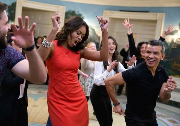 Dù phải chia tay thế nhưng người ta sẽ mãi nhớ về bà Michelle Obama với 30 hình ảnh này - Ảnh 59.