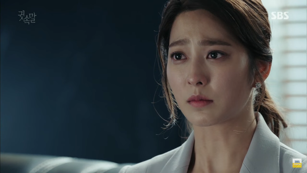 """""""Whisper"""": Lee Sang Yoon và vợ """"tình tứ"""" ngay trước mặt Lee Bo Young - Ảnh 35."""