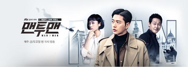 Muôn vẻ nghề điệp viên trên màn ảnh xứ Hàn - Ảnh 20.