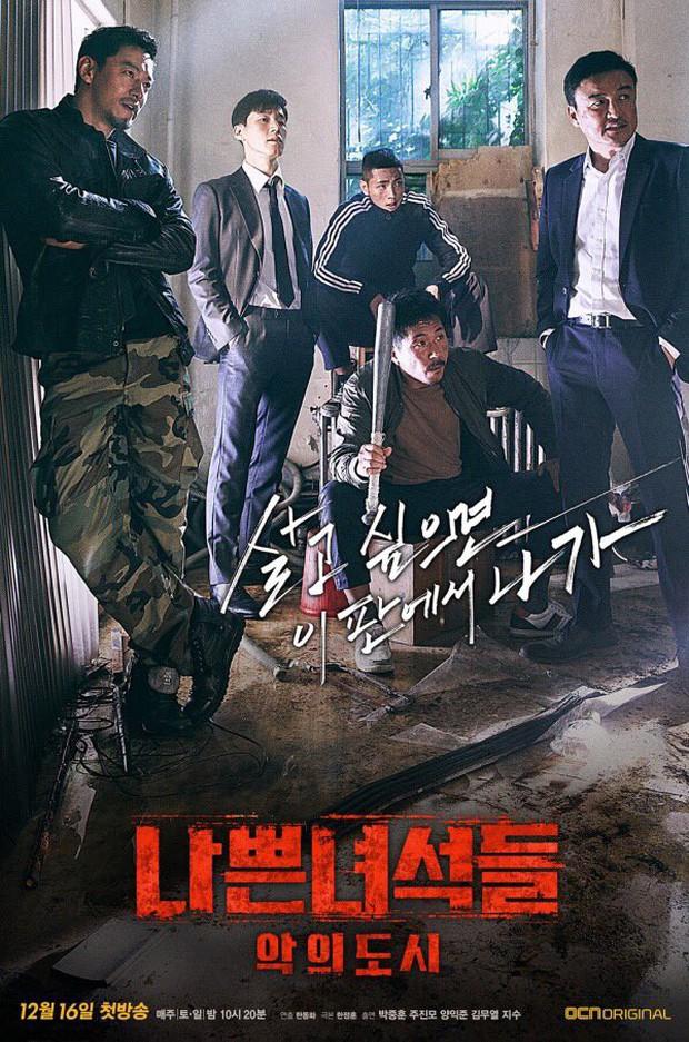 Ngất ngây trước đại tiệc 15 phim Hàn lên sóng dịp cuối năm - Ảnh 49.