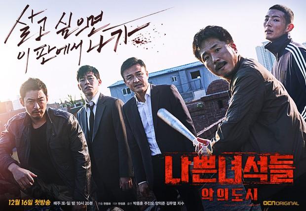 Ngất ngây trước đại tiệc 15 phim Hàn lên sóng dịp cuối năm - Ảnh 50.