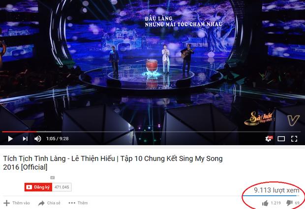 Bài hát hay nhất của Cao Bá Hưng lại bị dislike gấp đôi lượt like! - Ảnh 9.