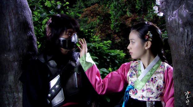 12 phim cổ trang Hàn Quốc cực hay mà mọt phim nào cũng nên biết - Ảnh 8.