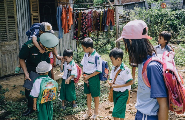 Humans Of Hanoi và chiến dịch gây quỹ nghĩa tình gửi đến những em học trò của thầy Trần Bình Phục - Ảnh 3.